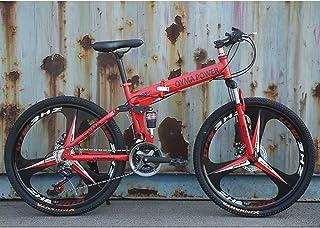 """Dapang Bicicleta de montaña Plegable de 26""""/ 26 Pul"""