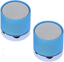 Drumstone [ *Buy 1 Get 2] Bluetooth Mini-Size Multimedia Speakers for Home/Kids/Video Entertainment (1 Year Warranty)