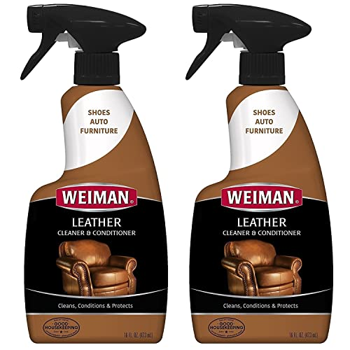 Leather Couch Cleaner: Amazon.com