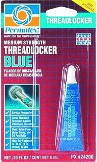 Permatex 24200 6 ml Blue Medium Strength Threadlocker