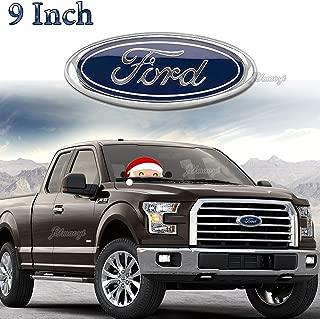 Ford Emblem Front Grille Emblems 9