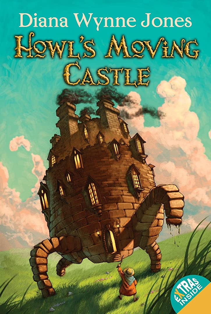 曲線イベント活気づけるHowl's Moving Castle (Howl's Castle Book 1) (English Edition)