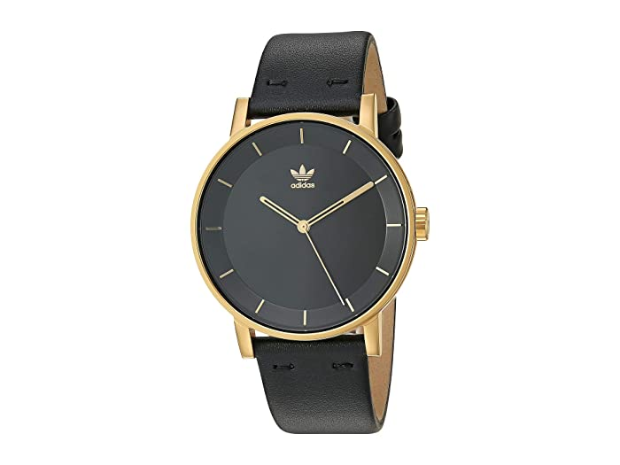 adidas  District_L1 (Gold/Black Sunray) Watches