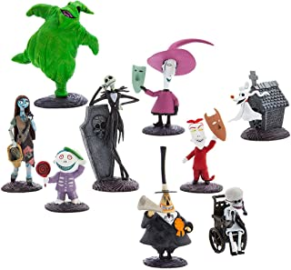 tim burton 9 figures