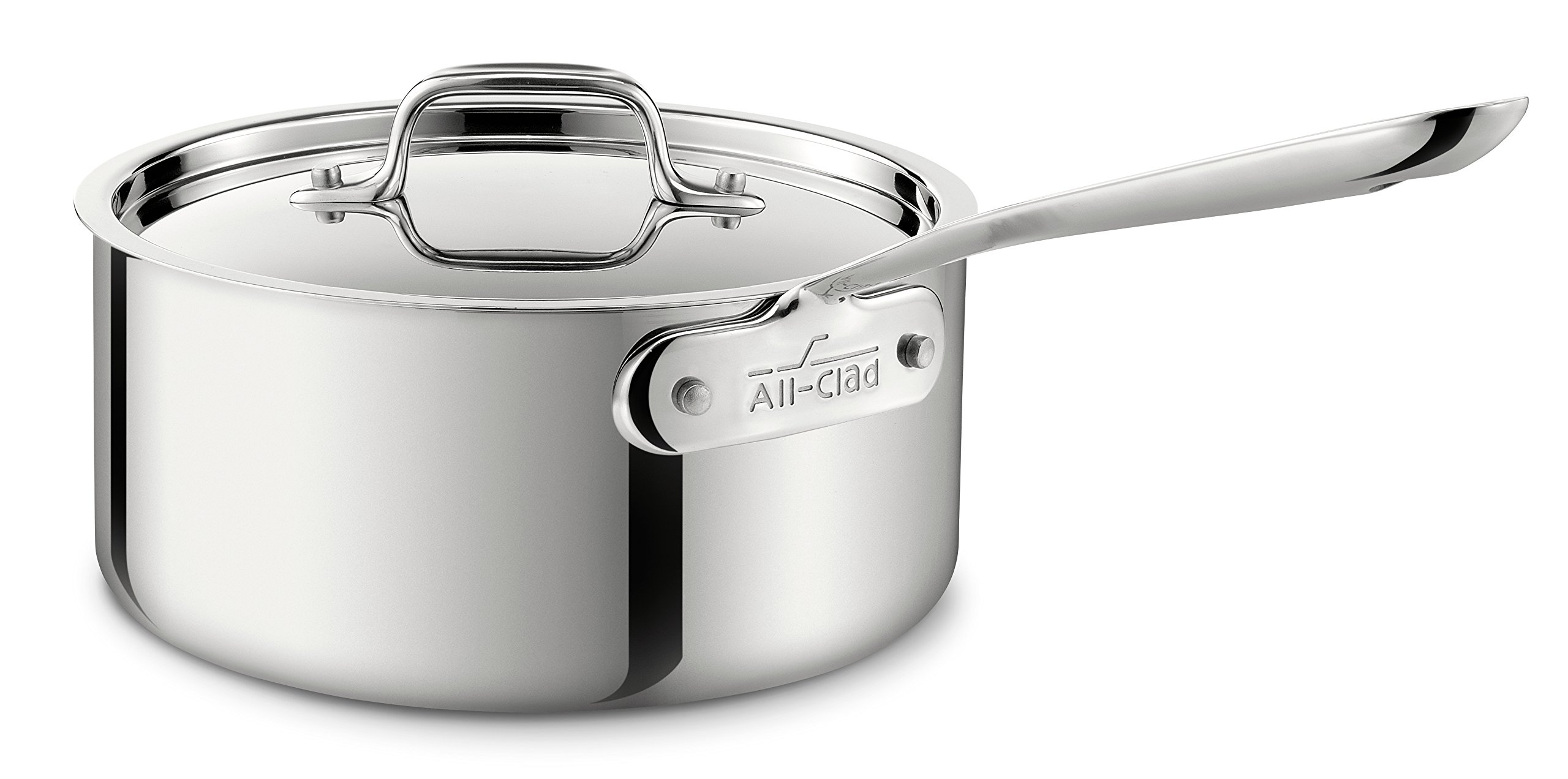 All Clad Stainless Tri Ply Dishwasher Cookware