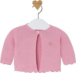 Mayoral Basic Shorty Pink Cardigan