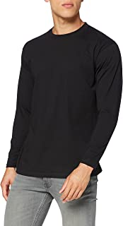Fruit of the Loom Men's Super Premium Long Sleeve T-Shirt