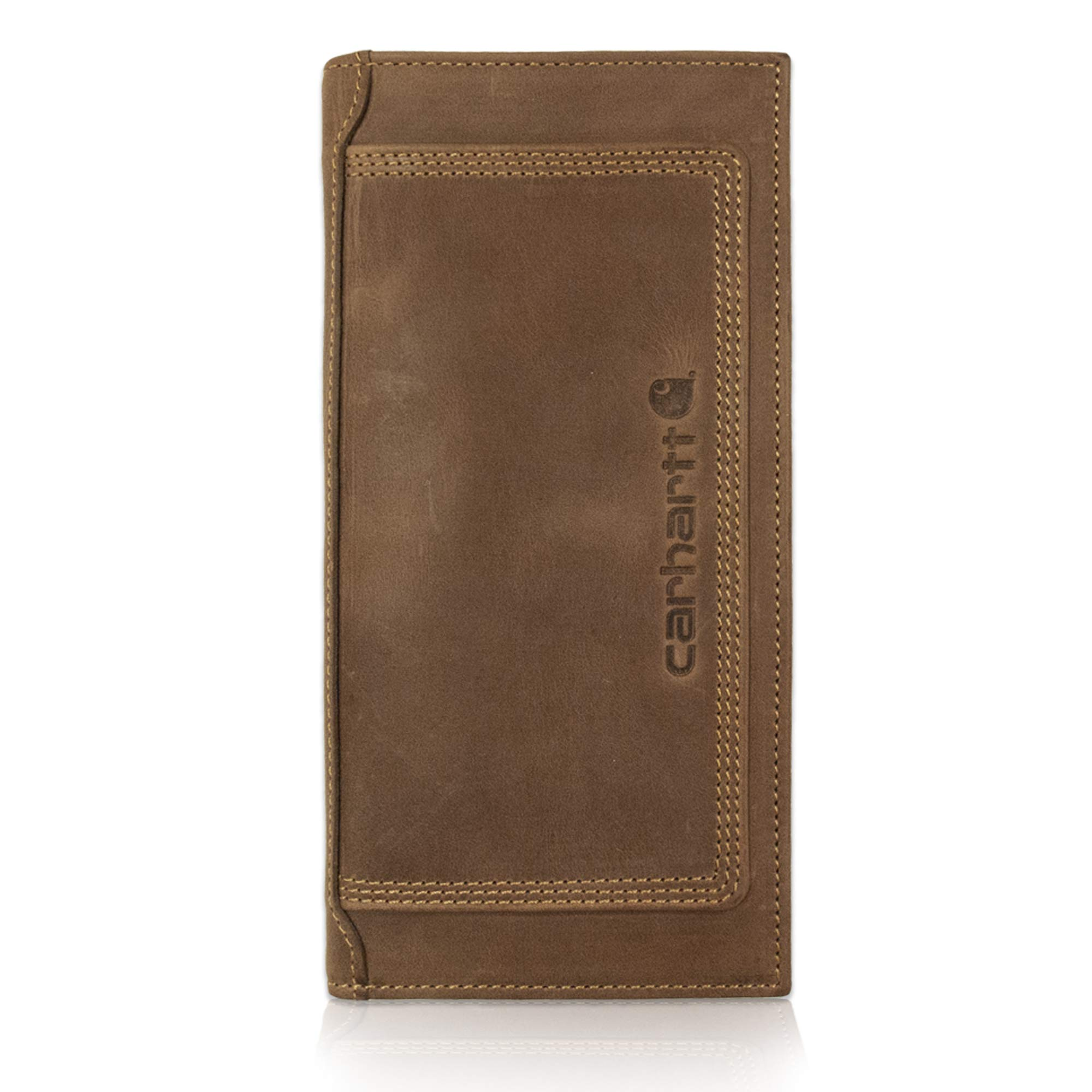 Carhartt Leather Wallet Contrasting Stitch