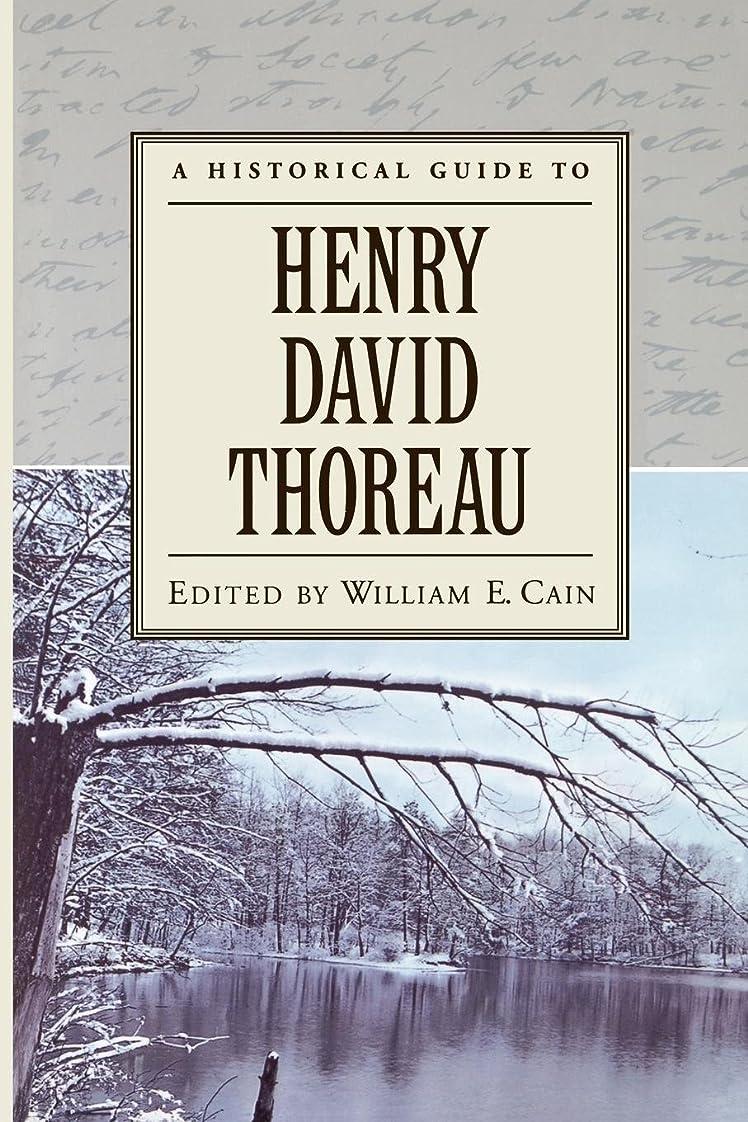 空いているジャンピングジャックセールA Historical Guide to Henry David Thoreau (Historical Guides to American Authors)
