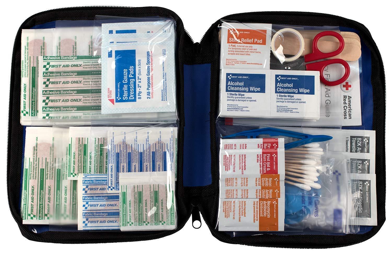 Popular Under blast sales Xpress First Aid 300 Kit Basic Piece