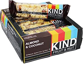 product image for Kind, Bar Almond And Coconut 12 Count, 1.4 Ounce