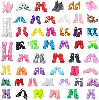 Best barbie curvy shoes Reviews