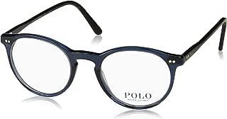 Eyeglasses Polo PH 2083 5276 BLUE TRANSPARENT