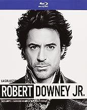 La Collection Robert Downey Jr. - Date limite + Sherlock Holmes + Iron Man + Zodiac [Blu-ray]