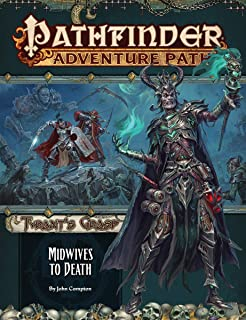 Pathfinder Adventure Path: Midwives to Death (Tyrant's Grasp 6 of 6) (Pathfinder Adventure Path: Tyrant s Grasp)