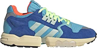 adidas ZX Torsion Mens in Bright Cyan/Linen Green