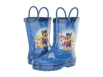 Josmo Kids Paw Patrol Rain Boot (Toddler/Little Kid) (Blue 1) Boys Shoes