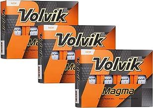 Volvik Magma Long Distance Non-Conforming Illegal Golf Balls 3 Dozen (36 Balls) Gift Set Bundel