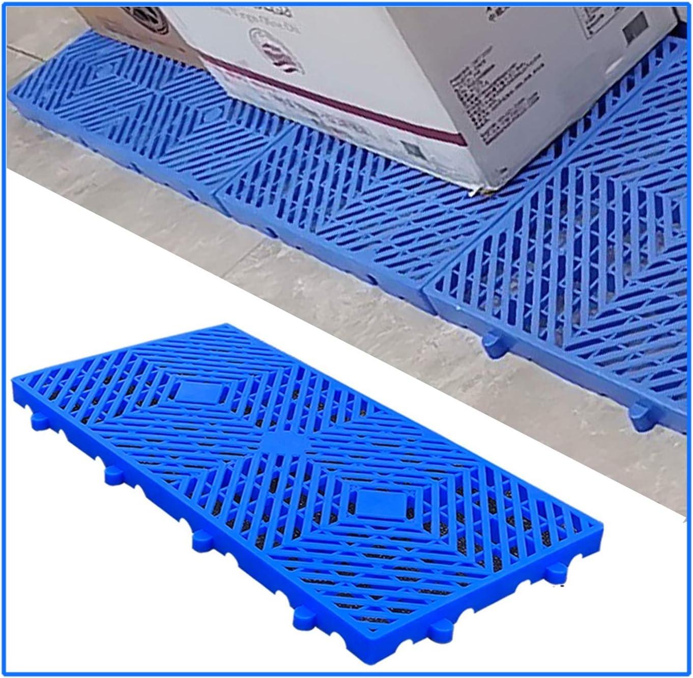 Ranking TOP3 LIANGJUN Lightweight Plastic Pallets Storage Pl Goods 5 ☆ very popular Racks Box