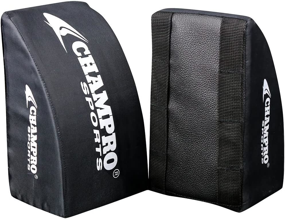 CHAMPRO Knee Los 4 years warranty Angeles Mall Savers RELIEVERS Youth Gear Adult Catchers