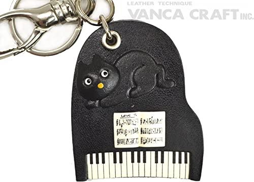 (Handmade in Japan hergestellt neuen Handwerker) aus echtem Leder Tasche Charme Klavier Vanca CRAFT (Japan-Import)