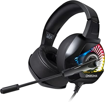 Cuffie Gaming per PS4, Cuffie Gaming Headset con Microfono Audio Surround Cancellazione di Rumore, Controllo del Volume per PlayStation 4 PC Xbox One S Nintendo Switch Cellulari - Trova i prezzi più bassi