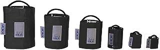 MDF® Recién nacido - Un tubo Manguito sin látex para presión arterial - Negro (MDF2010401-11)