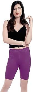 Mythili Girls/Womens Cotton Shorts