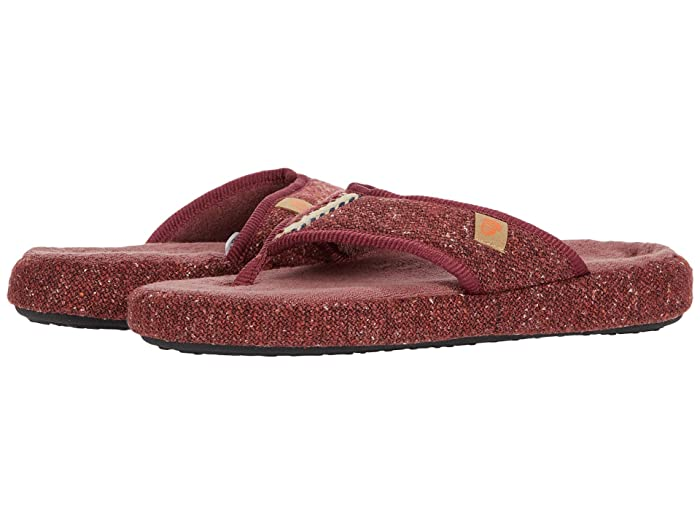 Acorn  Bristol Thong (Copper) Womens Shoes