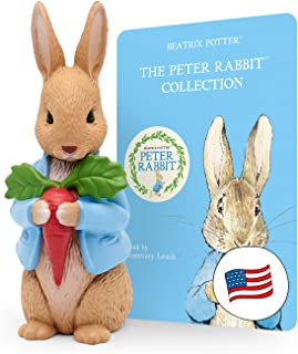 Tonies Peter Rabbit Collection Tonie - Includes 4 Audio Stories from Beatrix Potter - Made for Tonieboxes Ages 3 & Up