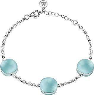 Morellato SAKK83 Bracelet en argent sterling 925 avec œil de chat