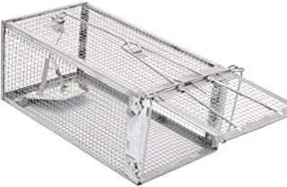 Kensizer Large Animal Humane Live Cage Trap That Work for Rat Mouse Chipmunk Mice Voles..