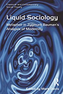Liquid Sociology: Metaphor in Zygmunt Bauman's Analysis of Modernity (Classical and Contemporary Social Theory)