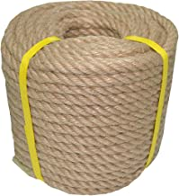 large hemp rope