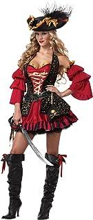 Women's Eye Candy - Spanish Pirate Adult