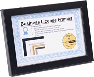 Best business license display Reviews