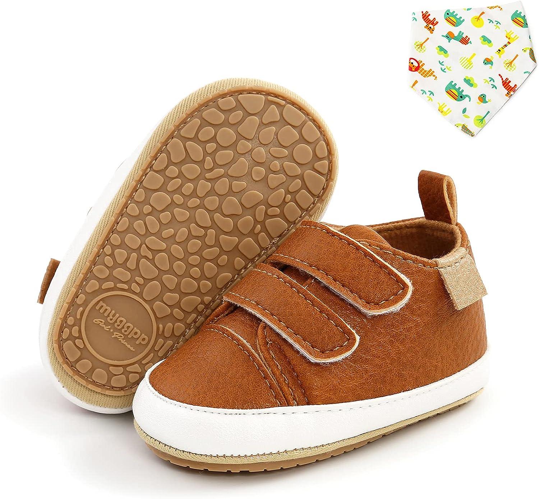 BEBARFER Baby Year-end gift Boys Girls Shoes Newborn Infan Fort Worth Mall Soft Anti-Slip Sole