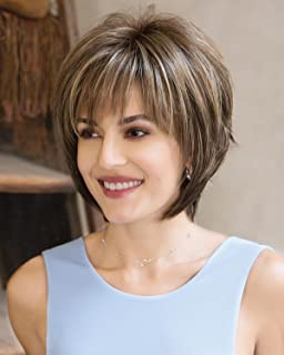 Reese Pm (Exclusive) Monofilament Synthetic Wig By Noriko Mochaccino-R