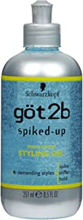 got2b Spiked-Up Max Control Styling Gel-8.5 oz