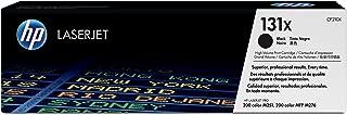 HP 131X | CF210X | Toner Cartridge | Black | High Yield