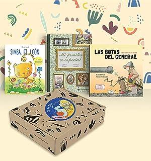 Cuentos infantiles 5 años: Lote de 3 libros para regalar a niños de 5 años (Cuentos infantiles para niños)