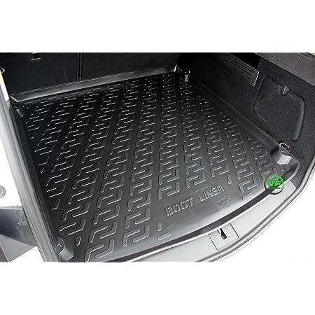 Azuga Az12000136 Gummi Kofferraumwanne Premium Antirutsch Fahrzeugspezifisch Auto