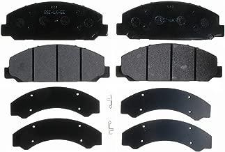 Front Wagner SevereDuty ANA612R Riveted Brake Shoe Set