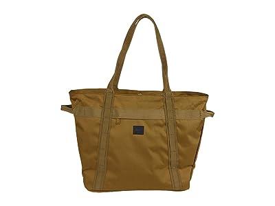 Herschel Supply Co. Alexander Zip (Khaki Green) Tote Handbags