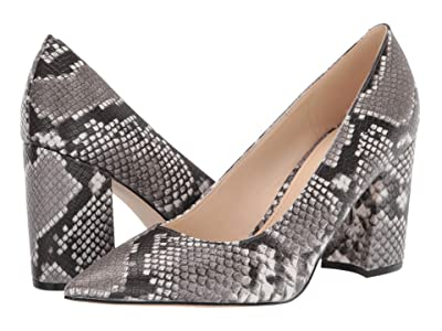 Nine West Cara Pump (Grey) Women