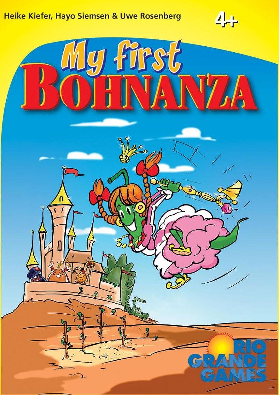 My First Bohnanza - Cards - Rio Grande Games B00VWJDC80 Ausgezeichnet    Professionelles Design