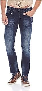 Buffalo EVAN-X Slim Jeans For Men - Blue 32