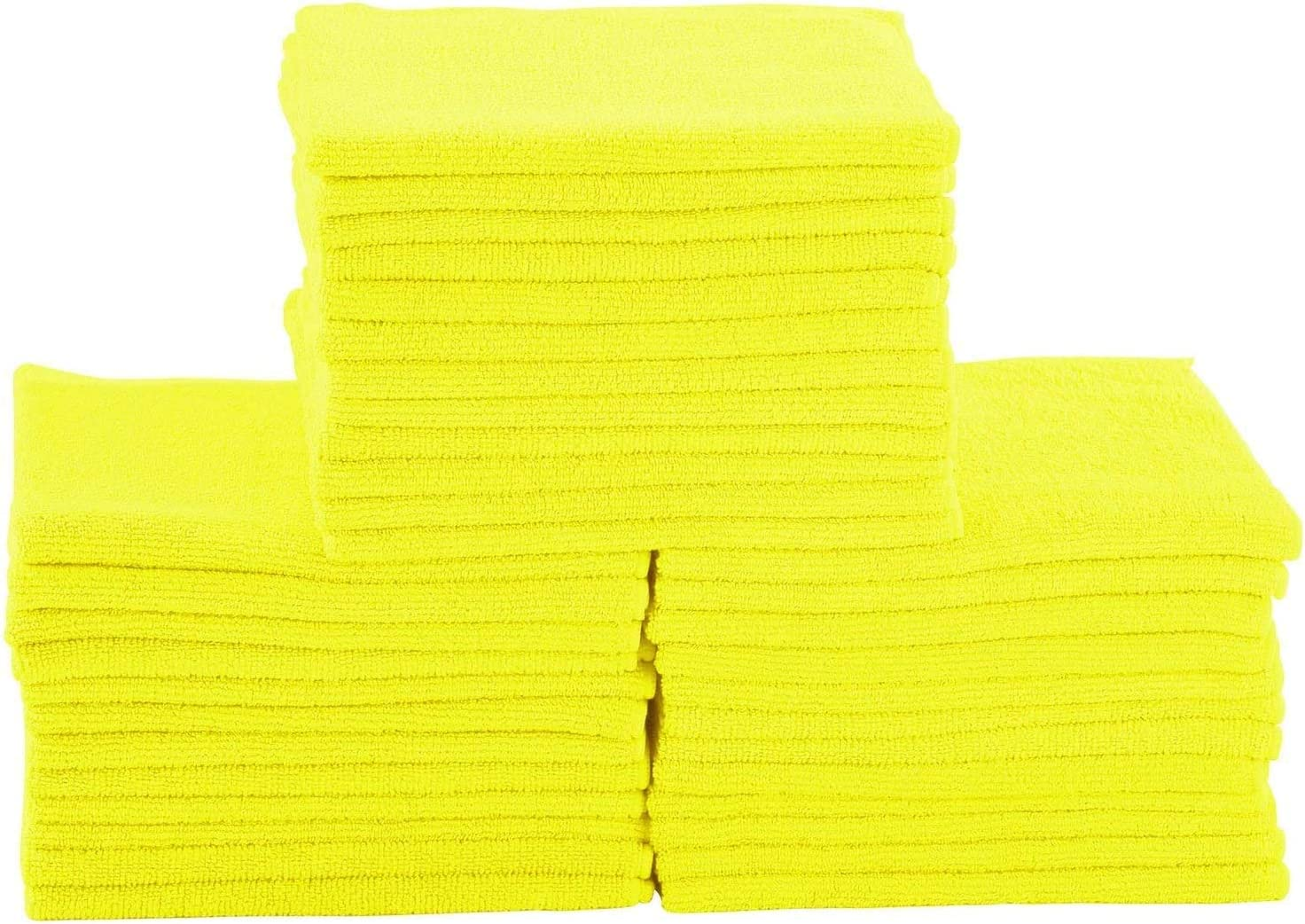 Simpli-Magic 79009 Limited time Jacksonville Mall for free shipping Heavy Grade Cleaning Microfiber Size: Cloths