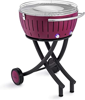 LotusGrill LOLG-LI-600, Purple, 78X78X48 cm