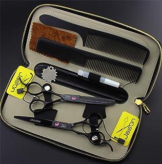 Professional Hair Snijden Schaar 6,0/5,5 Inch Japan 6CR RVS Set, High Quality Kapper Tools for Salon En Familie Voor Ideaa...